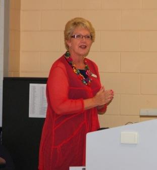 Cr Judy Peters