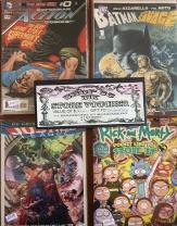AA Comics prizes